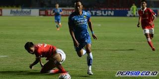 Persib Bandung vs Persija Jakarta Berakhir Imbang 0-0