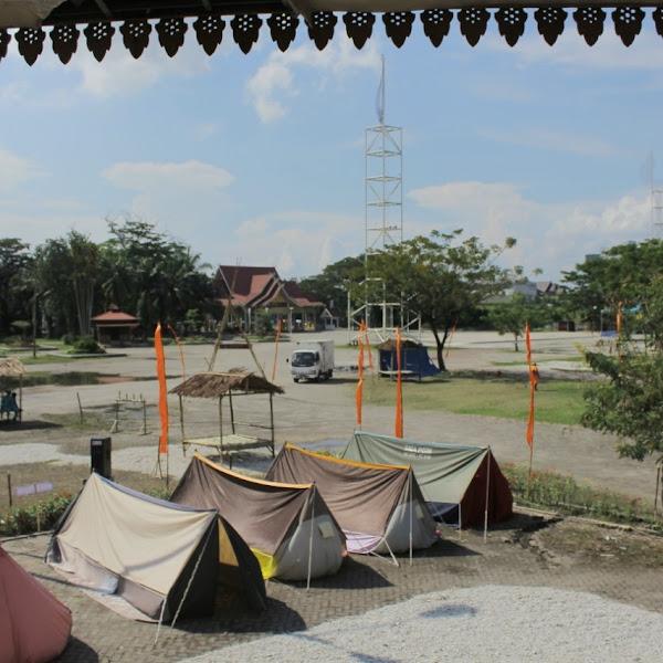 Serunya Camping Bernas Di Muda Bicara Melayu
