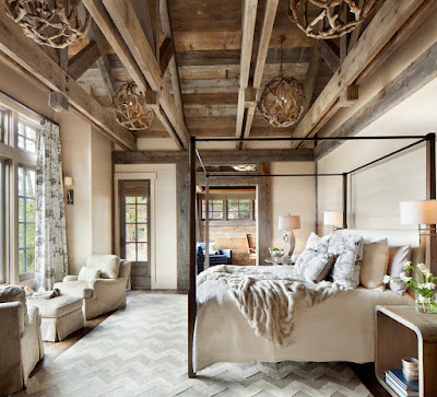 Rustic Interior Design Colors