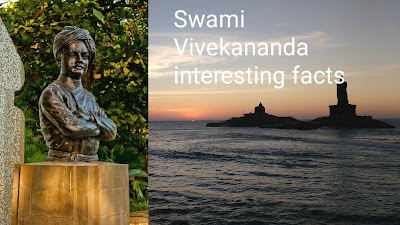Swami Vivekananda interesting facts