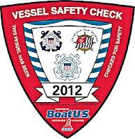 2012 VSC Sticker
