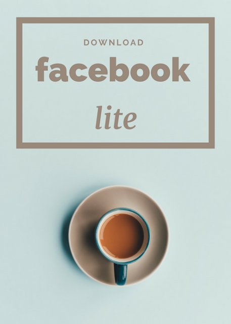 Download latest version of facebook lite
