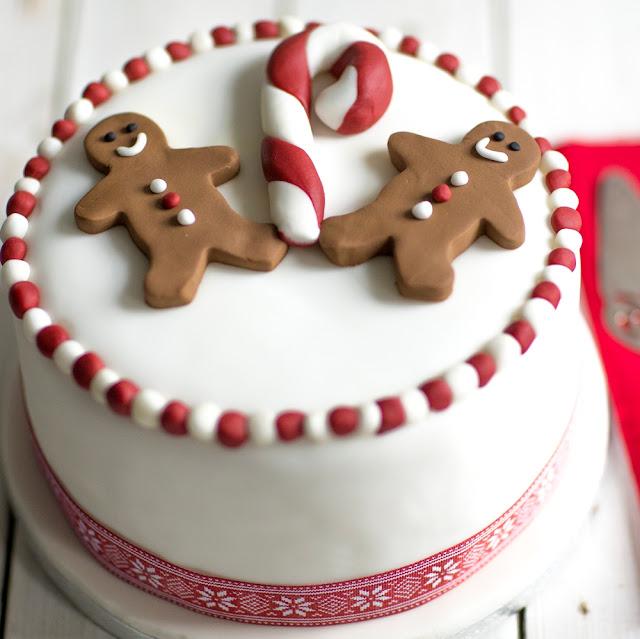 Christmas day cakes | (X-mas) Christmas day cakes ideas 2016
