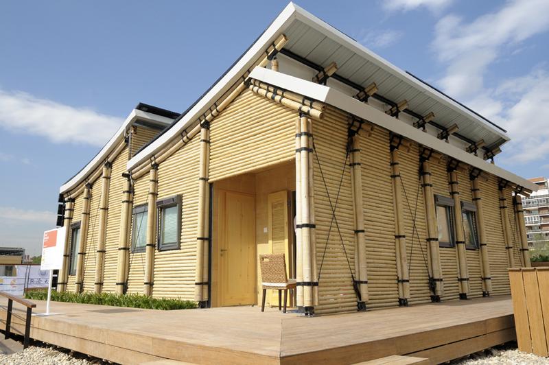 730+ Foto Foto Desain Rumah Dari Bambu Yang Bisa Anda Contoh Download