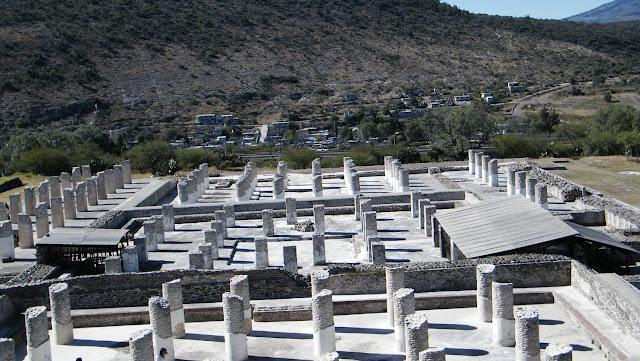 Palacio Quemado - Tula, Hidalgo