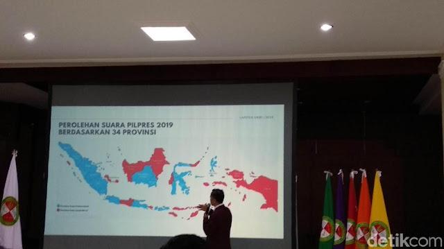 Survei C1 Versi Kampus UKRI: Jokowi 35,9% Prabowo 62,2%