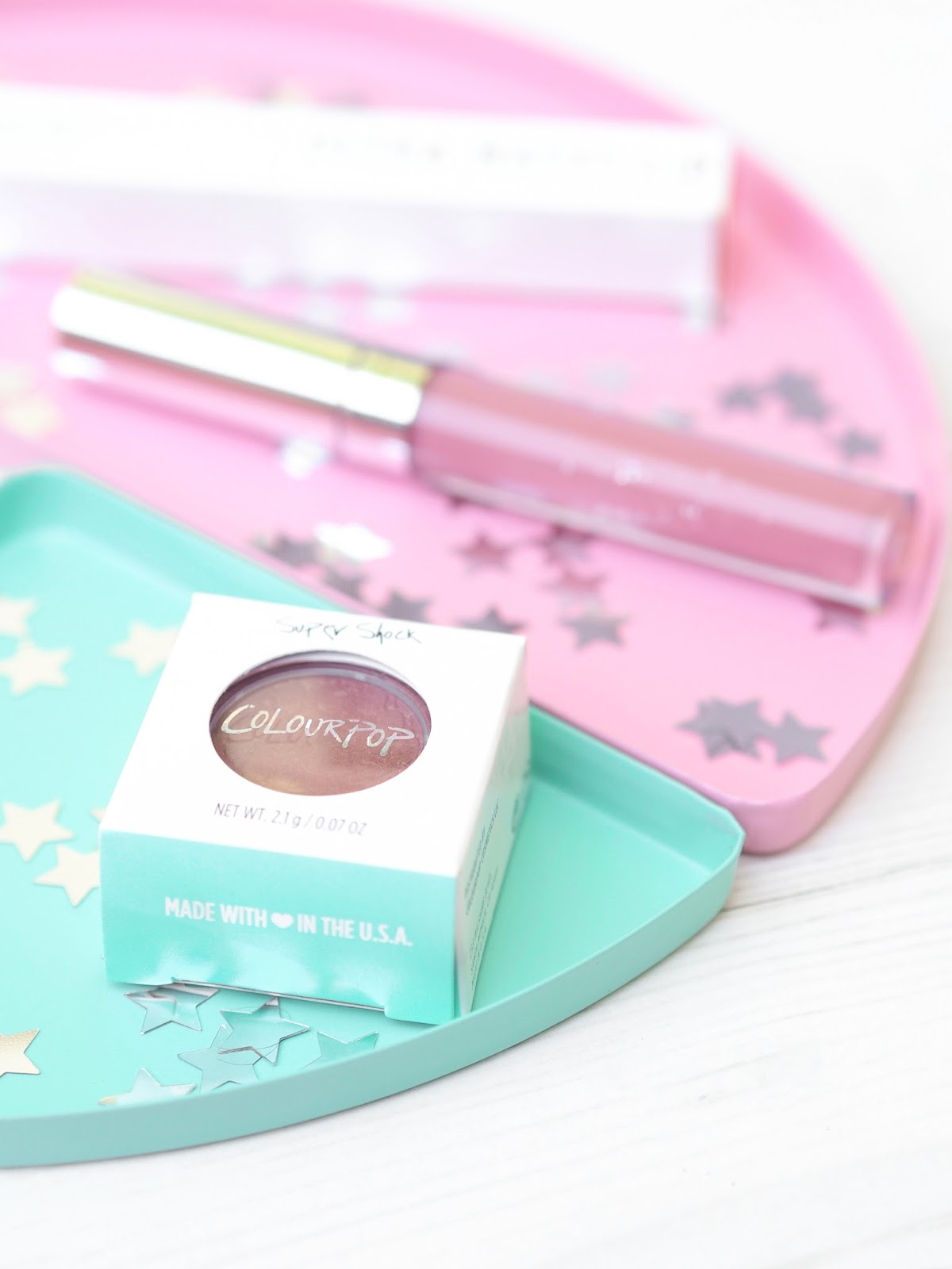 ColourPop Super Shock Shadow DGAF Review