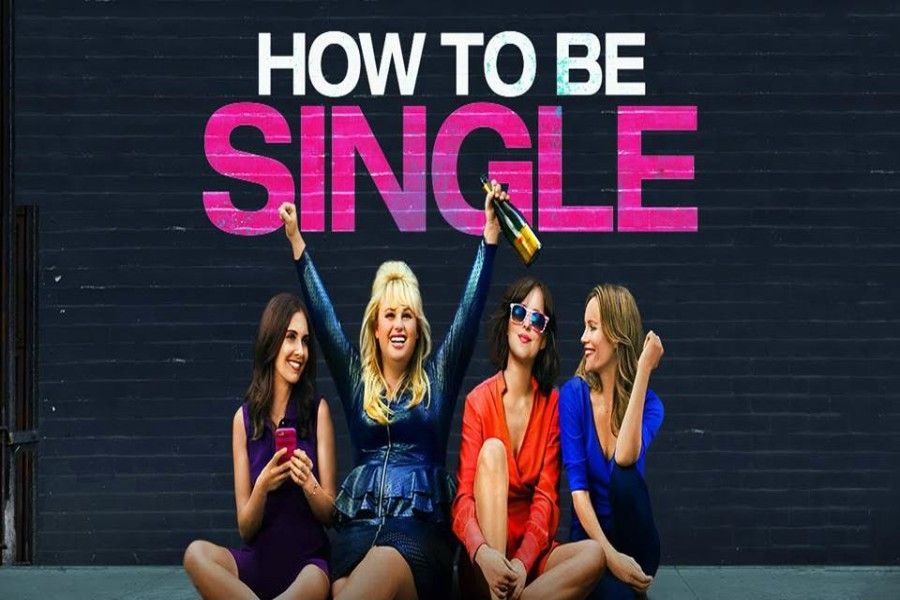 Formidable Joy | Formidable Joy Blog | How To Be Single | Movies | Movie Review | Dakota Johnson | Rebel WIlson