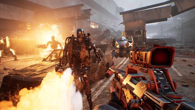 Terminator Resistance PC Full imagenes