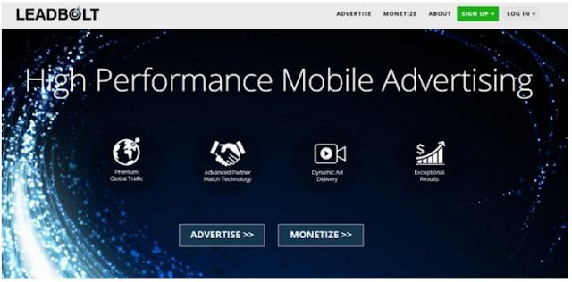 Alternatif selain admob Untuk Monetisasi Aplikasi Anda