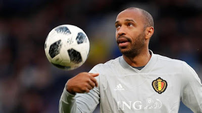 Henry had been assistant manager of Belgium since 2016