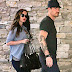 Megan Fox and Brian Austin Green went to lunch