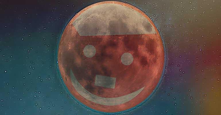 Hitler księżyc