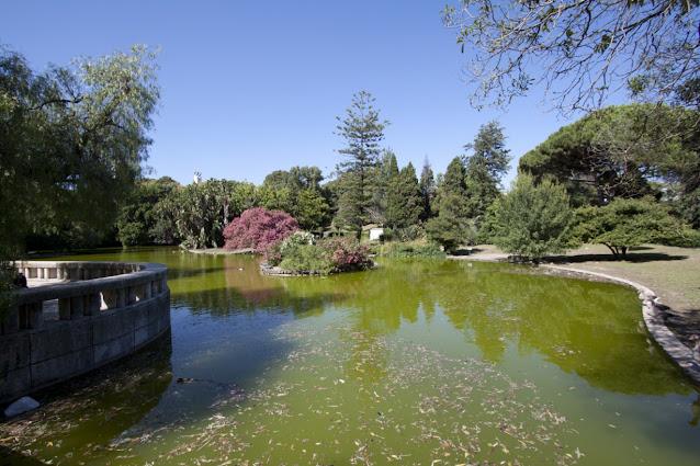 Parco Edoardo VII-Lisbona