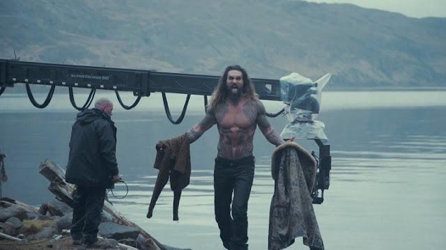 Jason Momoa será Aquaman en La Liga de la Justicia