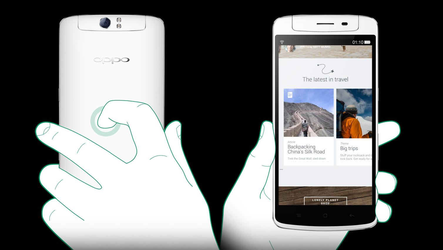 ! CERITA HARIAN !: New Handphone Oppo N1 Harga Oppo N1 Dan ...