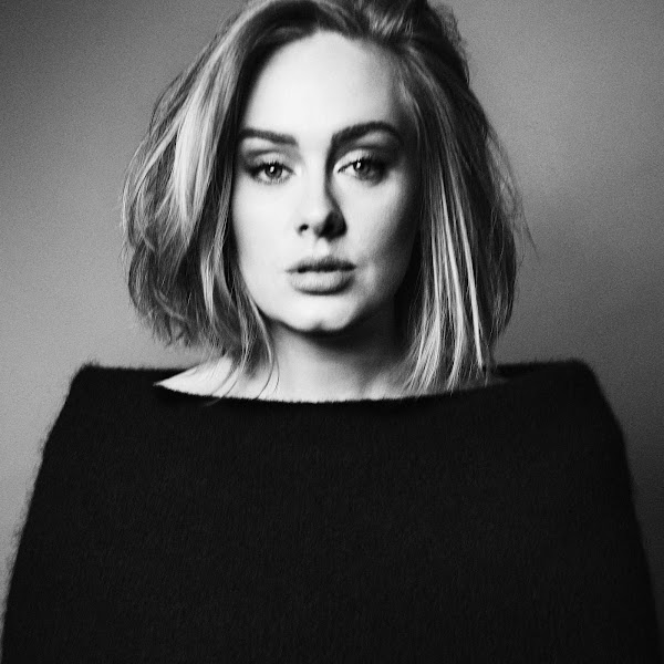 Adele - Water Under the Bridge - Single Cover