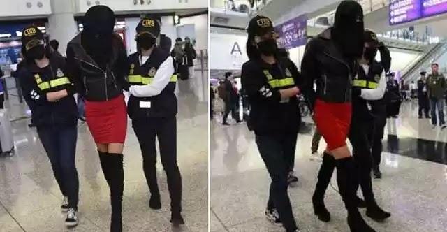 Συνελήφθη Ελληνίδα μοντέλο με κοκαΐνη τεράστιας αξίας στο αεροδρόμιο του Χονγκ Κονγκ VIDEO