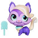 Littlest Pet Shop Sweet Snackin' Pets Maine Coon Cat (#3081) Pet