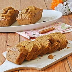 how to make the best recipe for vegan pumpkin bread?