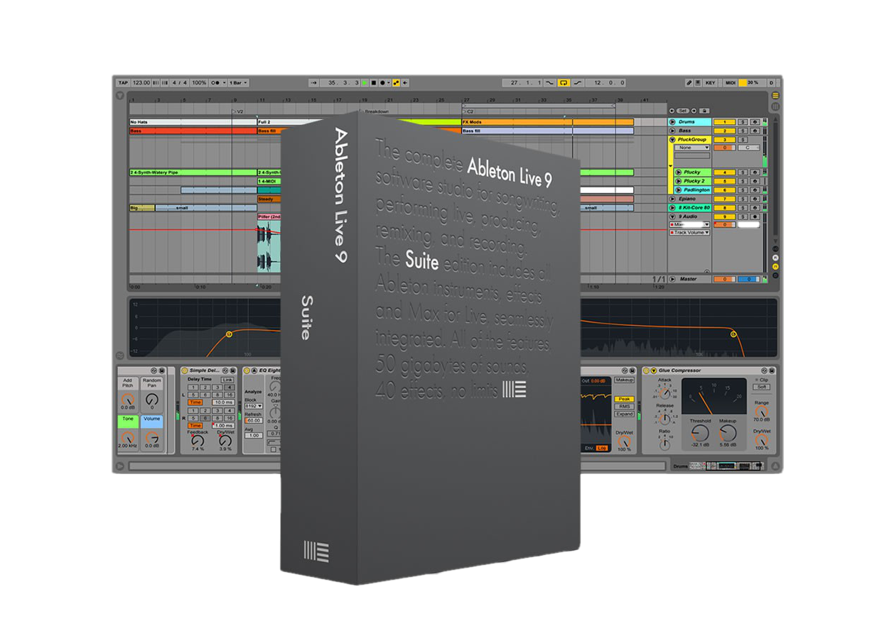 Ableton 9.5 torrent