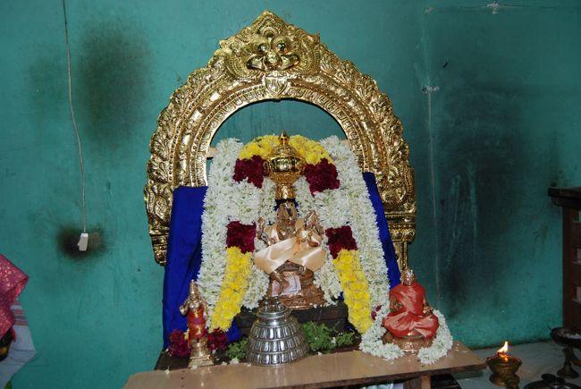 Sri Lakshmi Hayagriva Perumal Procession Deity