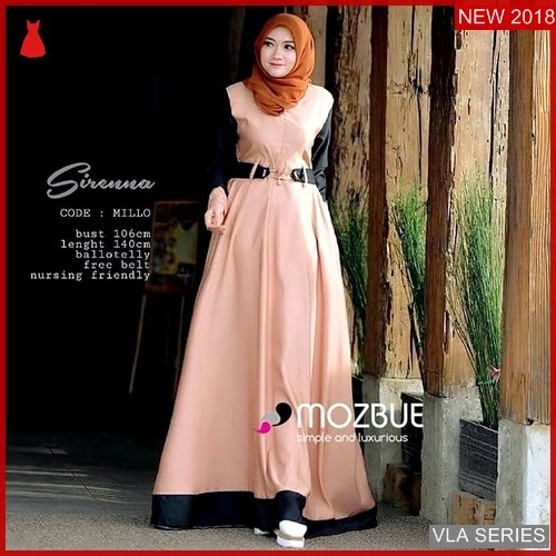 VLA048S110 Model Dress Sirena Bd Murah BMGShop
