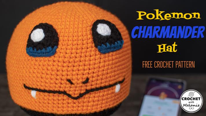 Pokemon crochet patterns Archives ⋆ Crochet Kingdom (16 free ... | 400x712