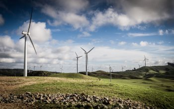 Wallpaper: Wind Turbines