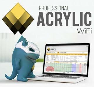 Resultado de imagen de Acrylic Wi-Fi Analyzer Home 4