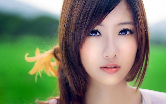 Rahasia Kecantikan Wanita Asia