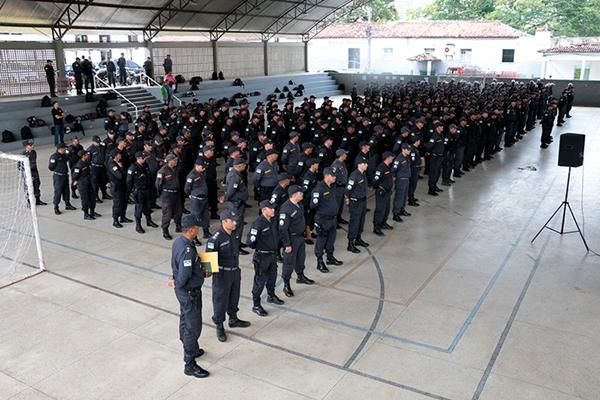 Operação Carnaval 2019 tem efetivo extra de quase 5 mil PMs no RN