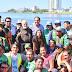 El Intendente Jofré recibió a los navegantes de de la travesía náutica Fundación de Formosa