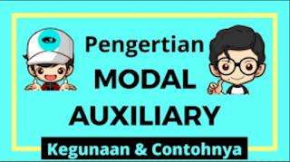 Pengertian dan penggunaan Auxiliary Be - Lengkap Beserta Contohnya