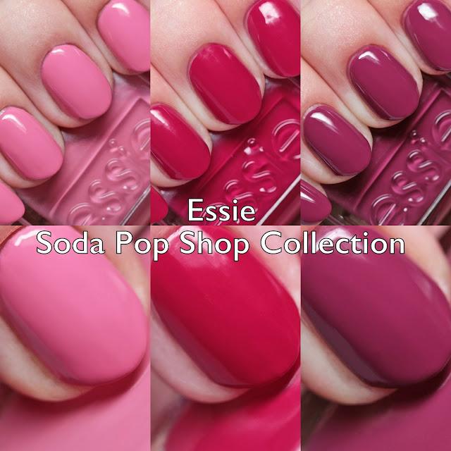 Essie Soda Pop Shop Collection