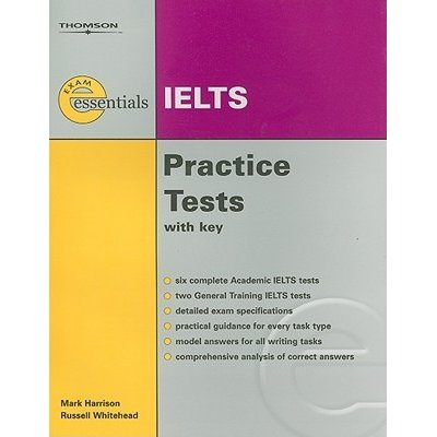 Thomson IELTS Practice Tests with Answer Key | E-BOOK IELTS