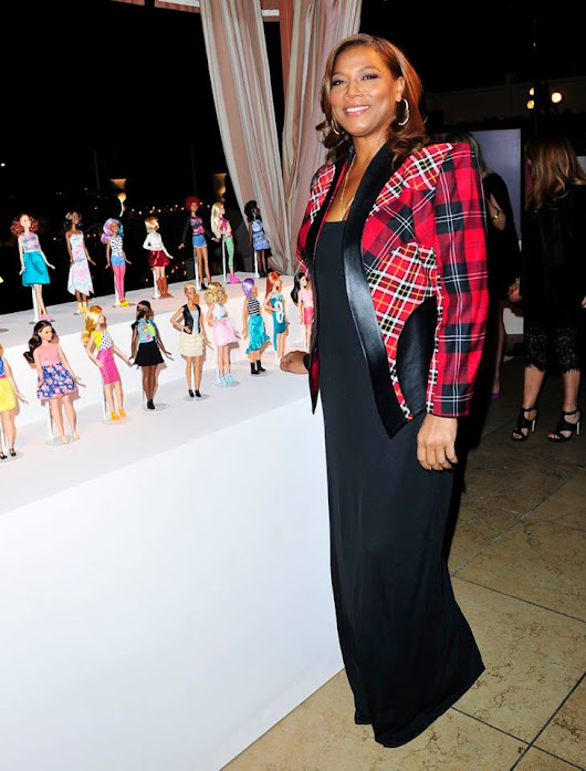 Barbie, GenBeauty, Queen Latifah & Other L.A. Moments
