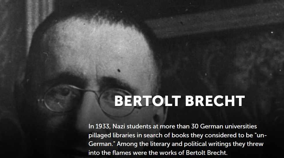 Bertolt Brecht Poems 7
