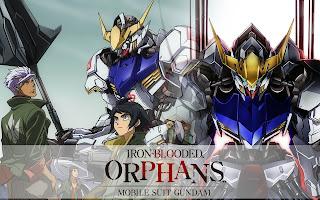 Gundam: Iron-Blooded Orphans – Todos os Episódios