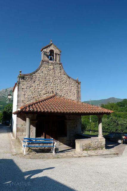 Ermita de San roque y Santo Ángel - Villamorei