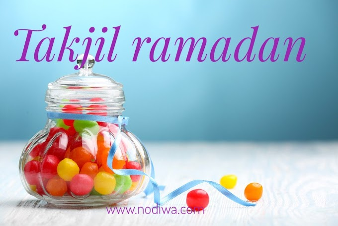 Takjil Ramadan