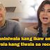Antonio Contreras to VP Leni: 'Kung naniniwala kang ikaw ang nanalo bakit wala kang tiwala sa recount?'