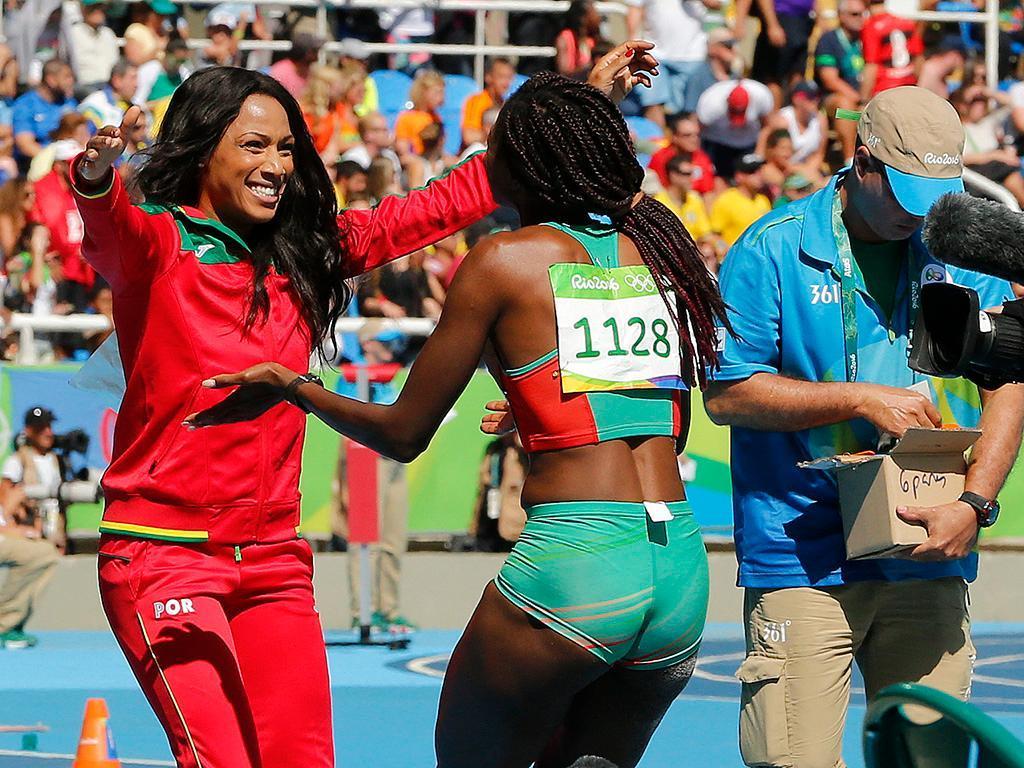 Susana Costa e Patrícia Mamona na Final dos Mundiais de Atletismo de Londres 2017- Resumos e Horários