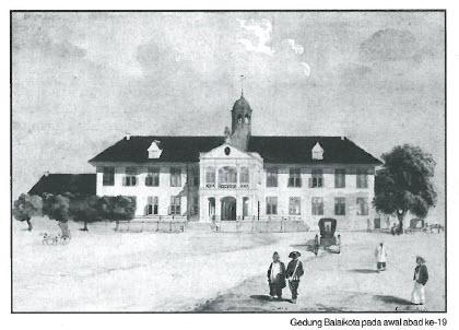 Sejarah Perubahan sosial Budaya di Batavia Abad 19