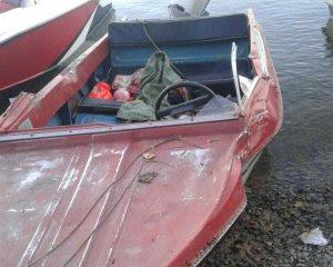 В Херсонській області сталося смертельне зіткнення двох човнів