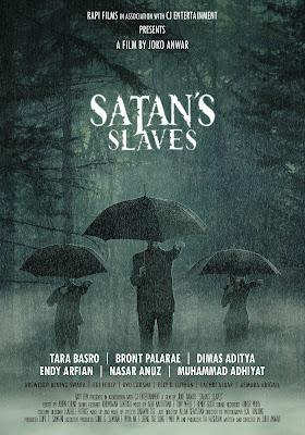 Satan's Slaves Poster