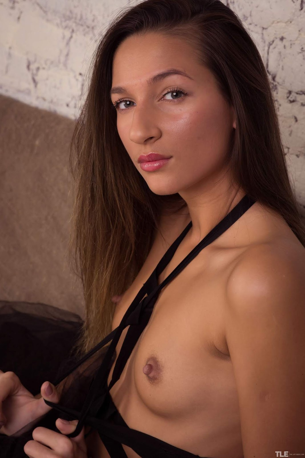 Kenya - TheLifeErotic - In the Dark - Pussy Spreading Pictures