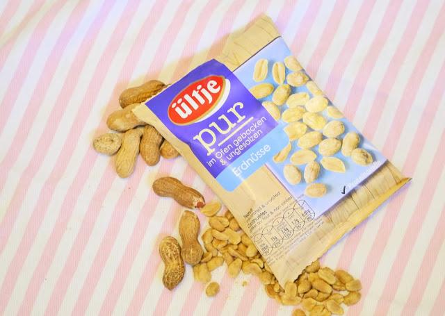 Proteinreiche Erdnuesse von ueltje