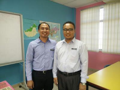Perkongsian Pembelajaran Abad 21 dengan Guru Kimia Kedah