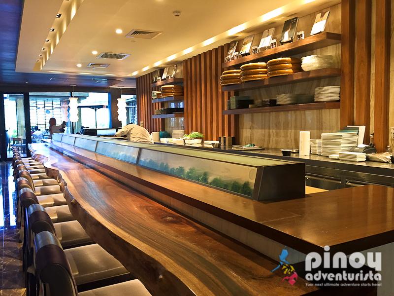 Etonnant Nobu Restaurant